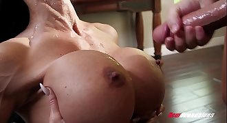 Stepmom Jewels Jade Fucking Her Strung up Stepson