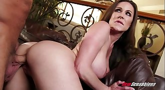Kendra Lust Fucking Strung up Step Son