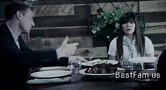 Dad fucks prostitute, his Daughter is jealous - FREE TABOO videos at BESTFAM.US