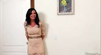 Step-Mother Veronica Avluv and Katie St. Ives Lesbian Affair