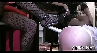 Big knockers and tight cunt make hot fuck combination