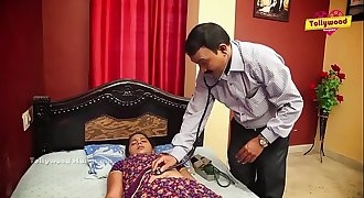 INDIAN HOUSEWIFE STOMACH DOCTOR