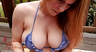 Your Friend's Hot Mom Can't Stop Sucking Your Balls