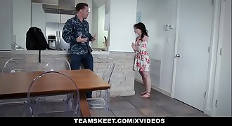 ExxxtraSmall - Tiny Teen Gets Taut Little Cunt Fucked