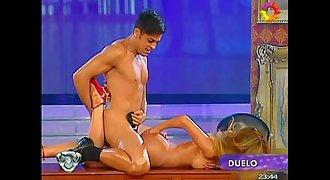 Belen Francese - Bailando 2010 - Stripdance-duelo