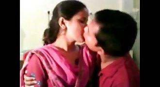 Teacher Romancing with student
