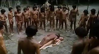 Violación abused - indios orgia