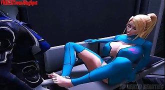 Samus Futanari 3D