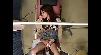 Moneyless Schoolgirl pay Doctor with Hook-up - LODJIE.COM/DOCTOR