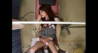 Moneyless Schoolgirl pay Doctor with Hook-up - LODJIE.COM/DOCTOR