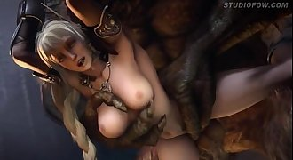 SpankBang 3d hentai 720p