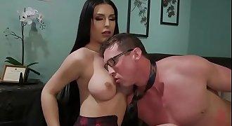 Femdom Fucks Her Lovemaking Therapist