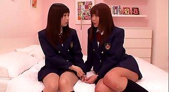 school girls lesbians