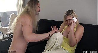 Mom Gets Fucked By Sleepwalking Son - Fifi Foxx & Cock Ninja