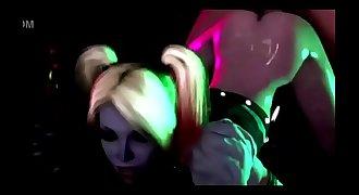 Let's Fuck: Harley Quinn Compilation