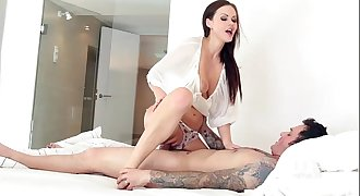 Filthy Wife begs for Morning Anal