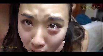 Helpless Asian Schoolgirl Compelled Hardcore Fuck on Live - NIZZERS.COM