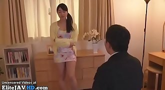 Japanese hottest wife xxx sex - More at Elitejavhd.com