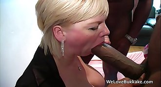 Huge black sensitized in mouth ass and beaver