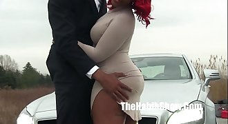 phatt arse big booty thick crimson banged by jovan redneck style