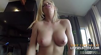 Jessa Rhodes - Hot Step-Daughter Fucked Hard