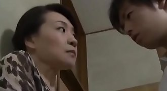 Asian Japanese boy found his mom's adultery - Pt2 On HDMilfCam.com