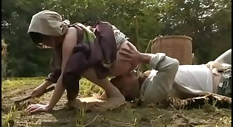 Asian japanese farmwife fuck on the cropland - Pt2 On HdMilfCam.com