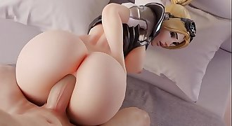 Nova Widowmaker Gets FUCKED - Overwatch Porno Compilation Best of 2018 NEW (Sound)