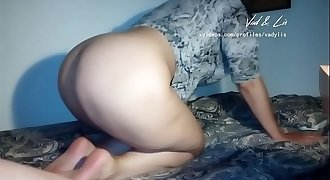 Voyeur Esposa Latina Pawg