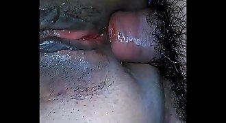 Rompiendo culo virgen de una infiel colombiana